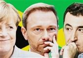 حزب سبز آلمان: تشکیل ائتلاف جامائیکا بعید به نظر میرسد