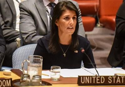 Haley: Gerekirse, Kendimiz Suriye'de Harekete Geçeriz
