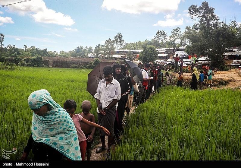 ظالم میانماری فوج نے روہنگیا مسلمانوں کو سرحدی پٹی سے بھی نکلنے کا حکم دیدیا