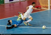 Iran's Hasanzadeh Named AFC Futsal Player of Year