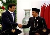 شیخ تمیم: بحران قطر هیچ برندهای ندارد