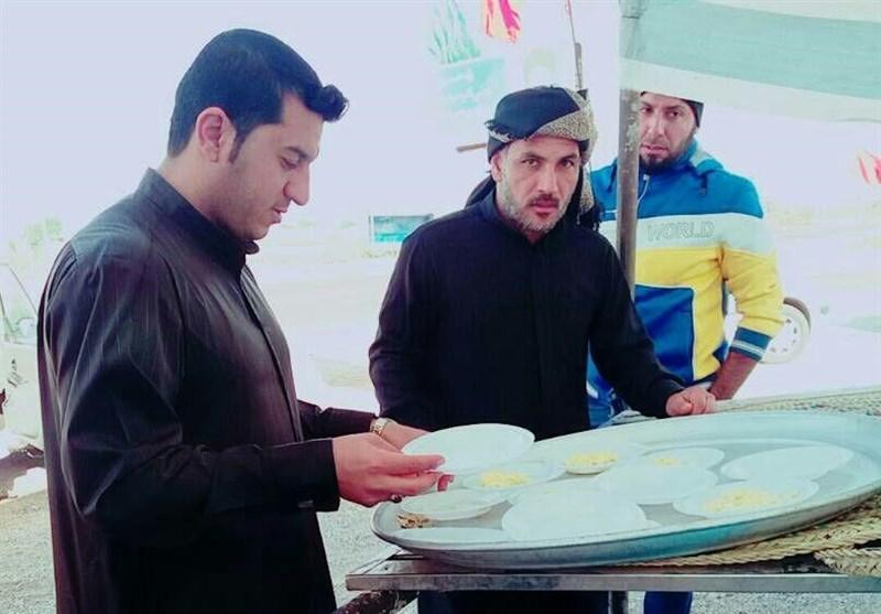 فرماندار قصرشیرین: مردم خانقین برای پذیرایی از زائران ایرانی در مرز خسروی موکب برپا کردند