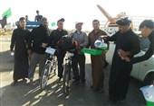 موکب شباب علیالاکبر(ع) دشتآزادگان در بستان راهاندازی شد