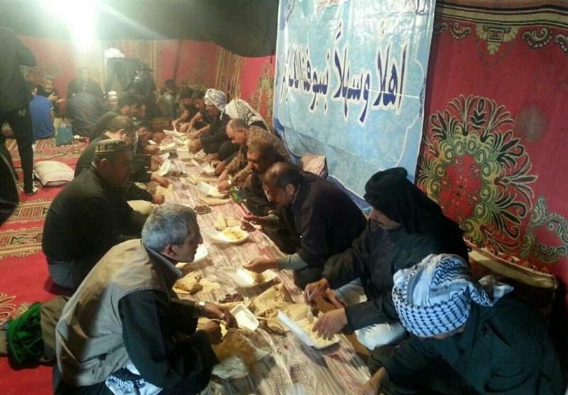 ظرفیت اسکان روزانه 5 هزار زائر اربعین در اسدآباد فراهم شد
