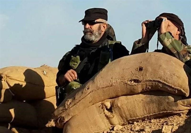 استشهاد العمید عصام زهر الدین قائد قوات الحرس الجمهوری بدیر الزور