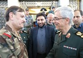 Iran, Syria to Boost Military Cooperation in War on Terror