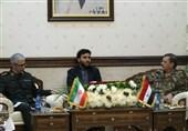 سرلشکر باقری با وزیر دفاع سوریه دیدار کرد + جزئیات و تصاویر