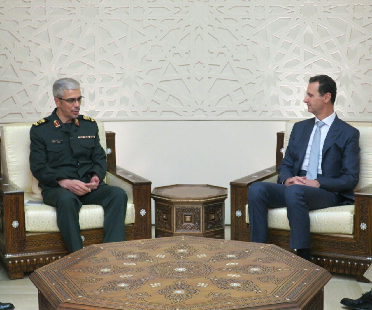 نیروهای مسلح,سرلشکر محمدحسین باقری