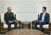 Syrian Leader Lauds Iran's Support