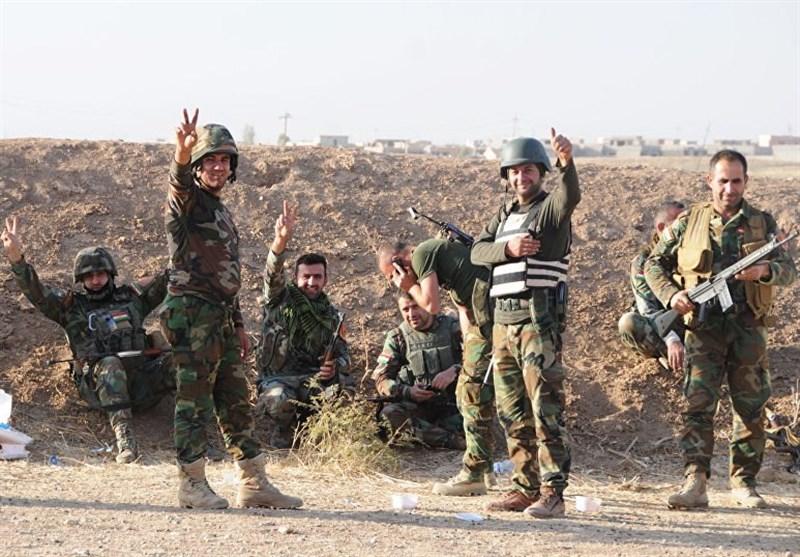 العراق...توجه لضم البیشمرکة إلى الجیش العراقی