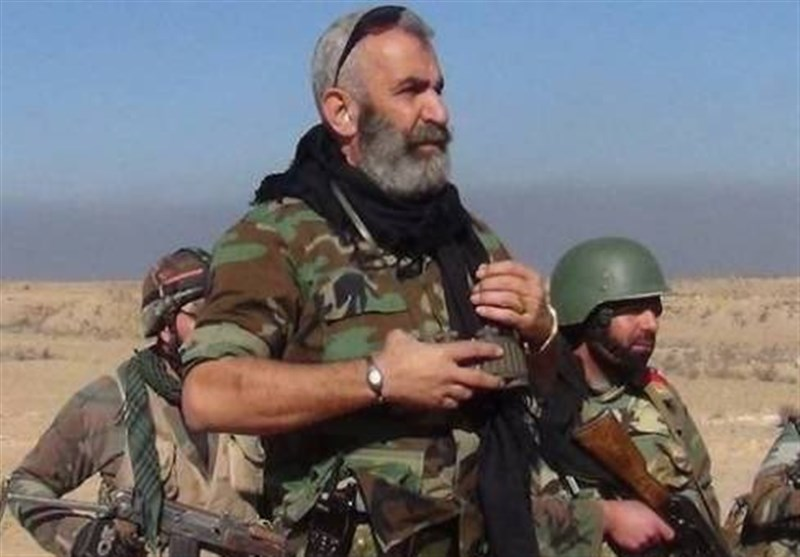 Land Mine Kills Syrian Star Commander