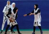 لیگ برتر بسکتبال بانوان| پیروزی گروه بهمن و نامینو در بازیهای مهم هفته سوم