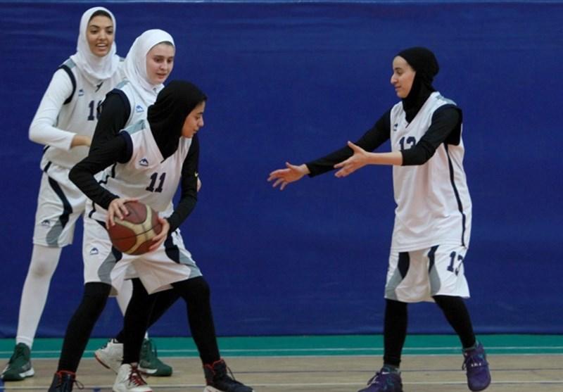 بسکتبال سه نفره قهرمانی زیر 18 سال آسیا| یک برد و یک باخت برای تیم دختران ایران