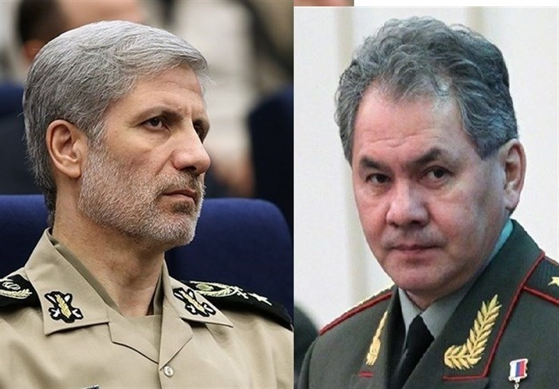 Ministers Weigh Plans to Broaden Iran-Russia Defense Ties
