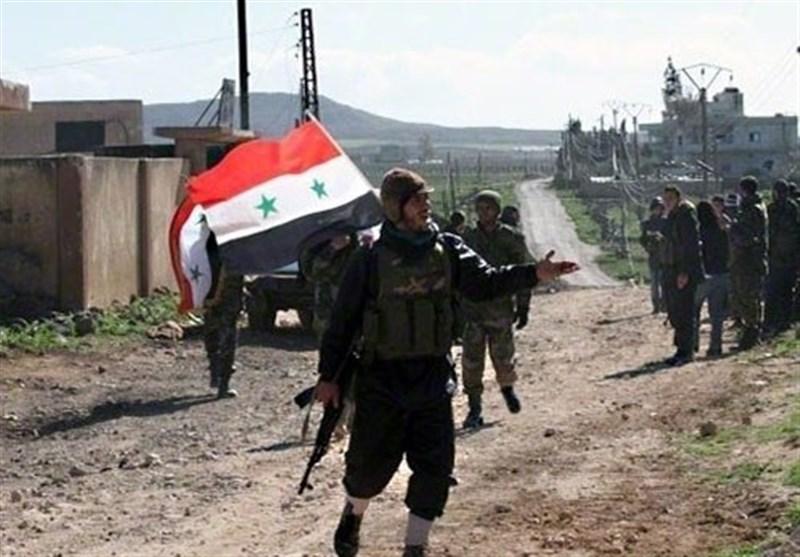 عملیات مکثفة للجیش السوری على ضفاف الفرات الغربیة والحدود مع العراق