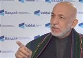 کرزی: بهترین راهحل برای افغانستان رسیدن به توافق سیاسی با حمایت منطقهای است