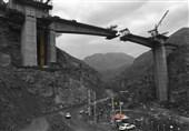 ساخت بزرگترین تونل خاورمیانه در آزادراه تهران-شمال