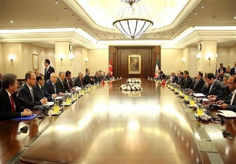 ایران وترکیا توقعان وثیقتین للتعاون الثنائی