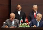 Iran, Turkey Sign Cooperation Deals in Scientific, Environmental Areas