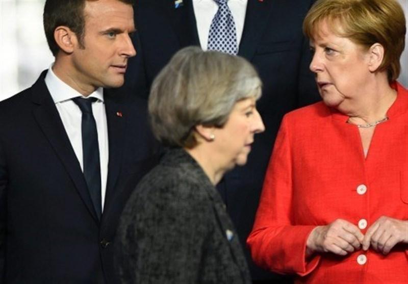 France, Britain, Germany Seeking EU Partners' Backing for New Iran Sanctions: Diplomats