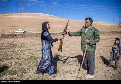 سوسن؛ ایران کی خانہ بدوش لڑکی کک باکسنگ کی حکمران