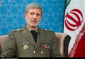 Iran Ready to Help Afghanistan in Anti-Terror Fight: Defense Minister