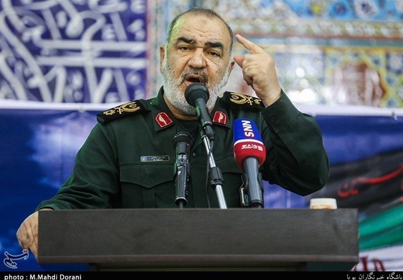 Iran Able to Target Enemy Interests Anywhere: IRGC Commander