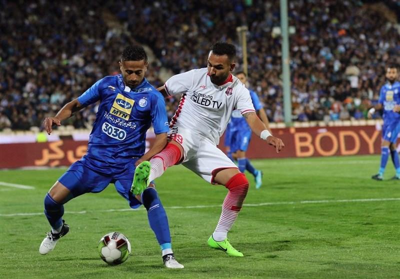 Esteghlal Edges Nassaji in Iran's Hazfi Cup