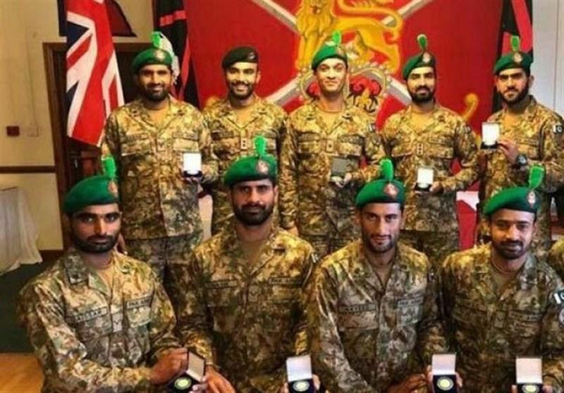 پاک فوج کی ٹیم نے ایکسرسائزکیمبرین پیٹرول مقابلوں میں سونے کا تمغہ جیت لیا