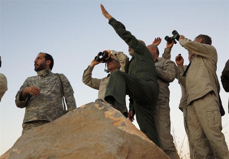 Bakıri Suriye'de Operasyon Bölgesinde + FOTO