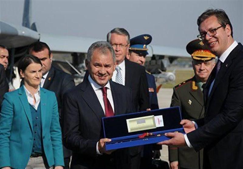 روس نے 6 لڑاکا طیارے سربیا کے حوالے کردئے