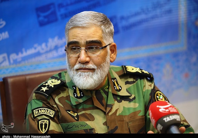 Iranian Army's Advisory Mission Continues in Syria: Commander