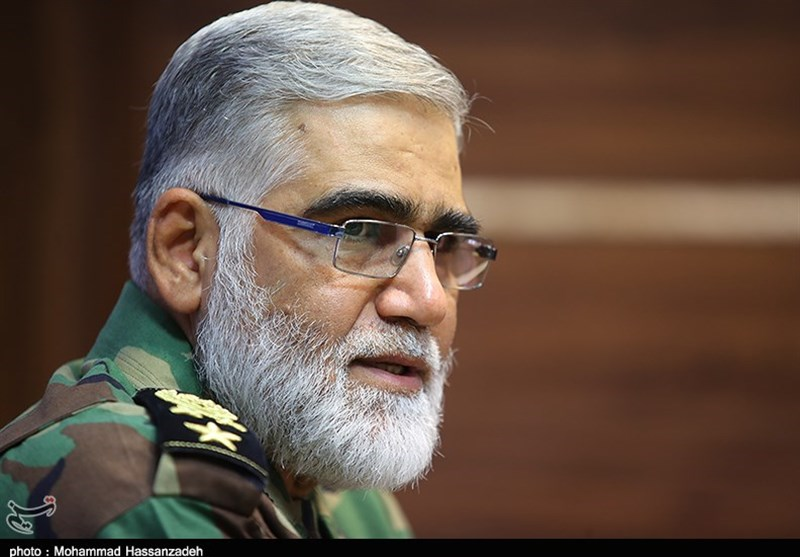 Senior Army Official Says Iran's Response to Surprise Foes