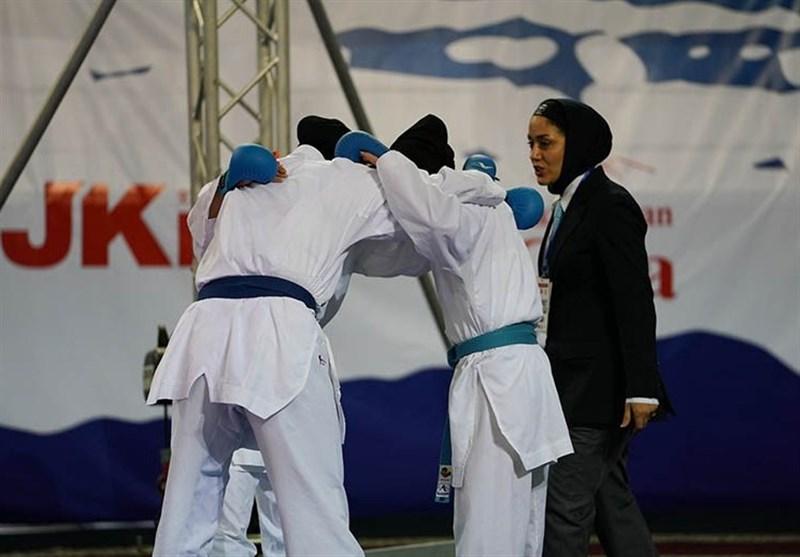 کاراته قهرمانی جهان| شکست کومیته تیمی بانوان مقابل ژاپن/ شاگردان موسوی در آرزوی فینالیست شدن ساموراییها