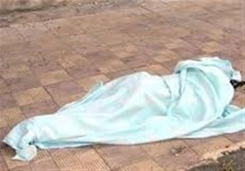 مرگ سارق بعد از سرقت در خیابان کارگر تهران