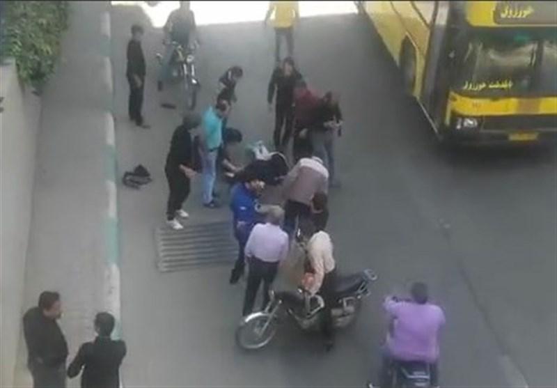 بهزیستی برای کمک به دختر بازمانده حادثه سقوط در اصفهان وارد عمل شد