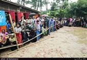 چشم انتظاری حدود یک میلیون آواره میانماری برای دریافت کمک فوری