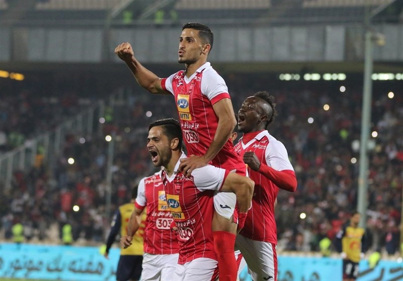 Persepolis Boosted ahead of Tehran Derby by Hazfi Cup Win