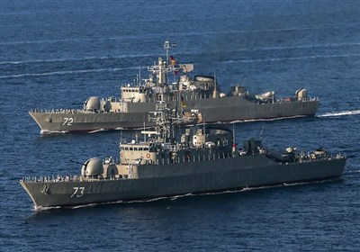 Iranian Naval Fleet Returns Home after 53-Day Mission in High Seas