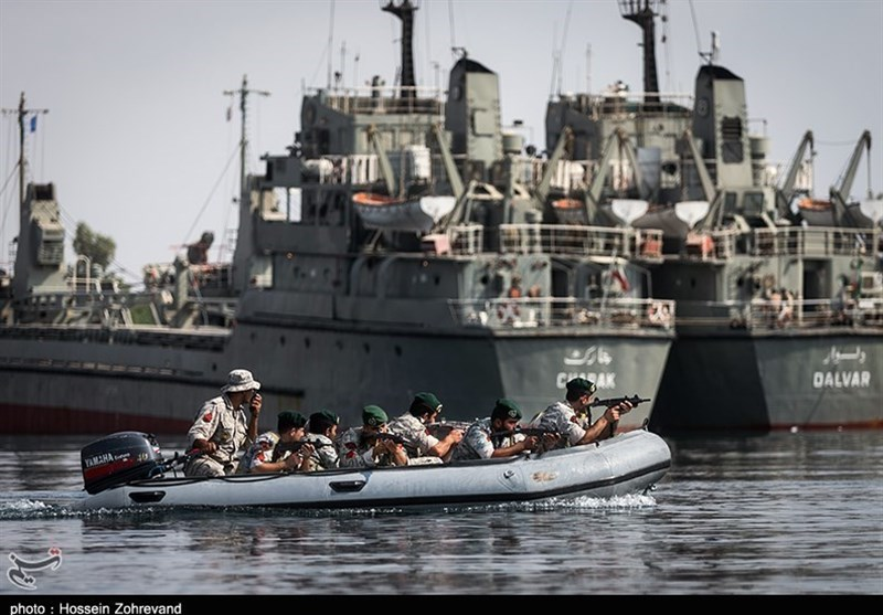 Iranian Naval Flotilla Docks at Bangladesh Port after Drill