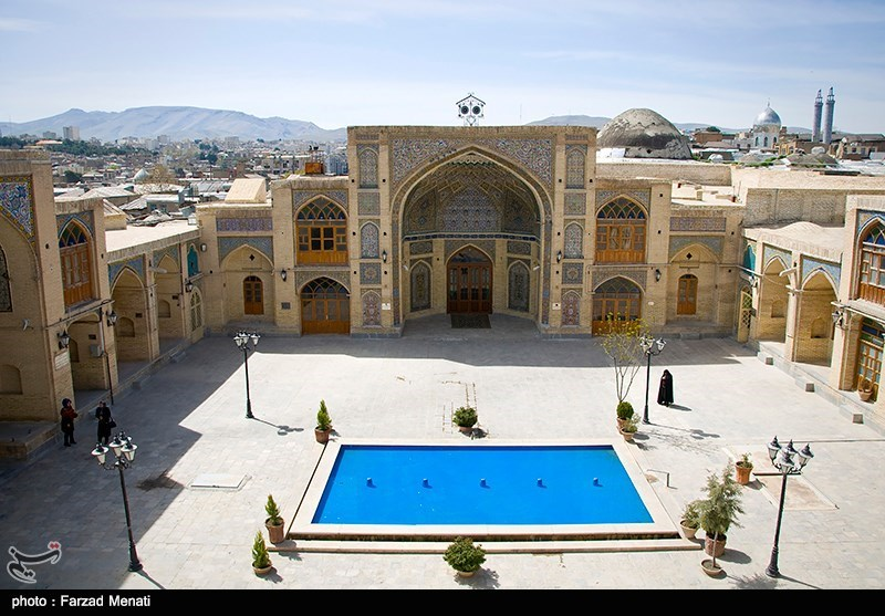 Emad-o-Dolah Mosque: A Qajar Era Mosque in Iran's Kermanshah