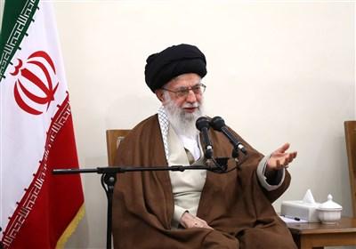روحانی و اعضای دولت با امام خامنهای دیدار کردند