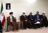 روایت امام خامنهای از جایگاه تأثیرگذار مرحوم مصطفی خمینی