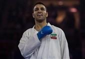 کاراته قهرمانی جهان| پورشیب به مدال برنز رسید