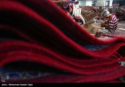 سوق السجاد فی مشهد المقدسة