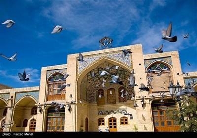 """کرمانشاہ کی تاریخی مسجد """"عماد الدولہ"""""""
