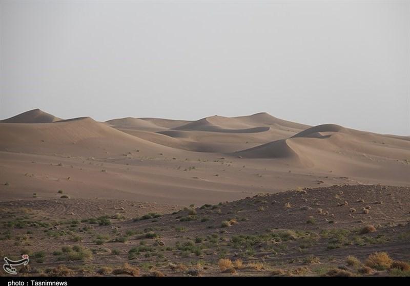 شبی به یادماندنی در کویر سهقلعه / جغرافیایی استثنایی که نظیر ندارد + فیلم