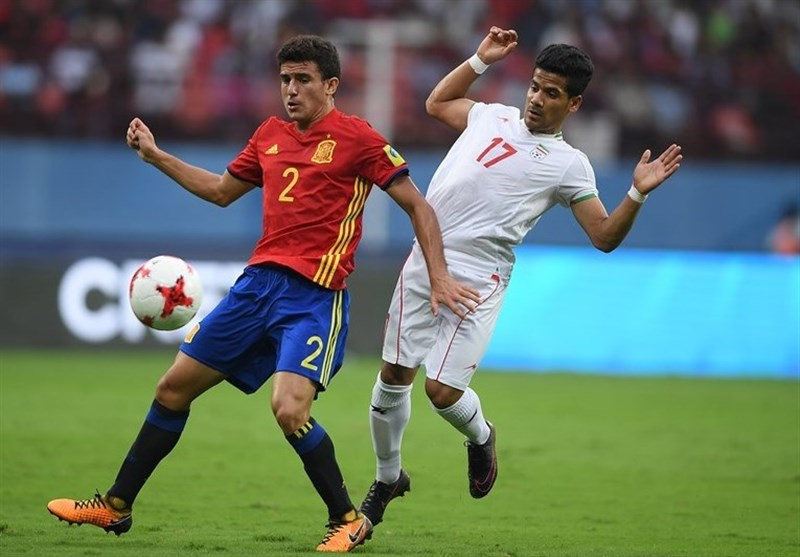 Plucky Iran Eliminated by Spain in U-17 World Cup Quarters