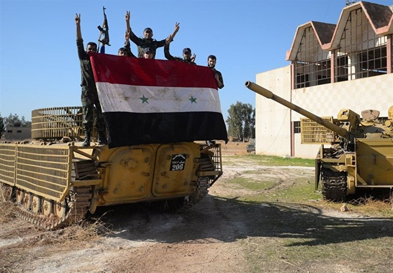 Syrian Army Retakes Control of Key Airbase in Idlib