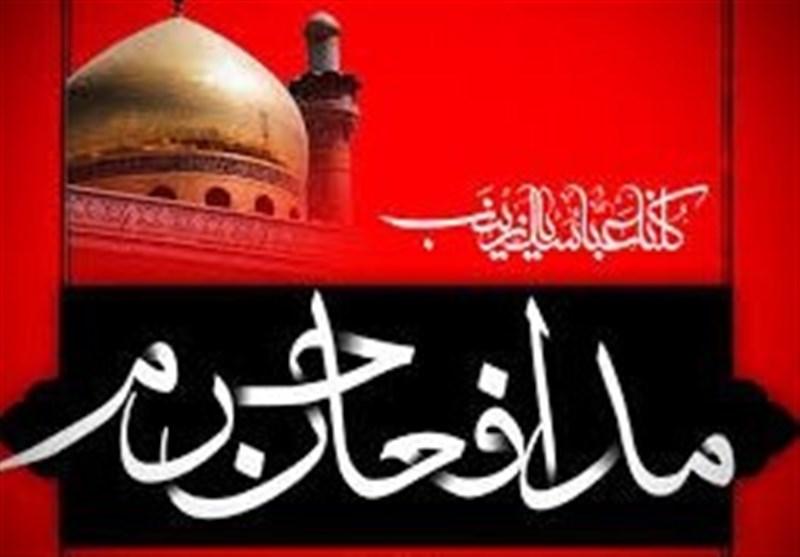 """آئین وداع با پیکر شهید """"حسین توکلی"""" در مهدیشهر برگزار شد"""